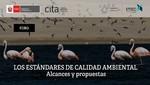 Ministerio del Ambiente y UTEC convocan al foro gratuito sobre la actualización de los Estándares de Calidad Ambiental