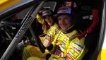 Hart por nueva victoria en el Rally Stage