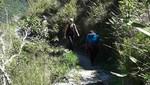 Se reapertura ruta 005 de la Red de Caminos Inka del Santuario Histórico de Machupicchu