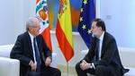 Kuczynski y Rajoy destacaron alto nivel de relaciones entre Perú y España en cita en la Moncloa