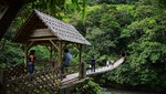 Cruz del sur inaugura nueva ruta a la selva central lima-oxapampa