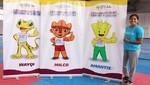 Embajadores deportivos invitan a votar por la mascota de Lima 2019