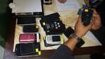 Celular robado, celular bloqueado: incautan 379 equipos móviles en Los Olivos
