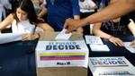 Referéndum de Venezuela: Gran muestra de apoyo a la oposición