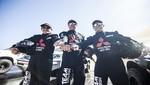 Mitsubishi Motors presenta a su team 4x4