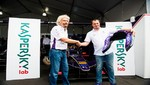 Kaspersky Lab expande su cartera de patrocinio con el equipo DS Virgin Racing de Fórmula E