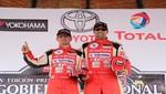 Lucho Alayza logra la victoria en la Súper Turismo el Rally Gobierno Regional de Lima
