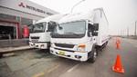 LimAutos entrega nueva flota de camiones Fuso a J&J Transporte y Soluciones Integrales
