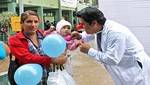 UNACEM realizó más de 23 mil atenciones en campañas de salud familiar
