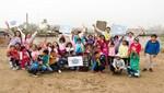 Citizen Day: L'Oréal Perú apoyó en la construcción de doce viviendas de la Asociación Riberas de Cajamarquilla – Chosica, afectada por la crecida del rio Huaycoloro
