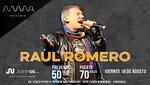 Raúl Romero te hará reír y cantar este 18 de agosto en Awua Bar