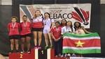 Selección Juvenil de Bádminton logra nueve medallas en Torneo Internacional en Trinidad y Tobago