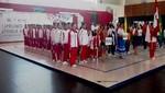 Se inauguró el Campeonato Sudamericano de Gimnasia Aeróbica en el Car de la Videna