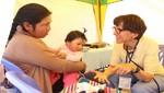 Pobladores de Huancavelica recibieron atención especializada en campaña médica gratuita