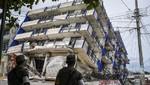 México declara tres días de duelo después del terremoto de 8.1