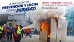 MML realizará III simulacro contra incendios en galerías del Mercado Central