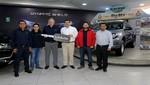 LimAutos entrega nueva flota de pick-ups Mitsubishi L200 DK-R  a Bosch Rexton y América Móvil Perú