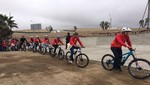Visitantes podrán recorrer el santuario arqueológico de Pachacamac en bicicleta