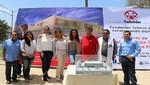 Teletón coloca la primera piedra del nuevo Instituto de Rehabilitación San Juan de Dios de Piura