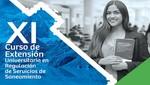 Sunass convoca al XI Curso De Extensión Universitaria En Regulación De Servicios De Saneamiento