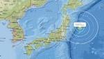 Japón: un terremoto de magnitud 6.1 golpea la costa este
