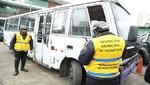 Miraflores intervino a vehículos por transitar sin autorización en su jurisdicción