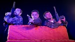Estreno obra teatral: 'Un Singular Guerrillero'