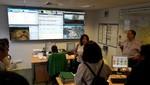SERNANP: delegación de Perú se instruye con los más experimentados de España en control de incendios forestales