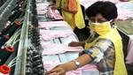 Cadena textil-confecciones se mantiene en recuperación
