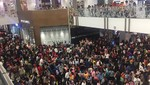 Celebra la fiesta de Halloween en el Jockey Plaza