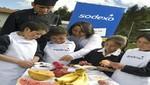 Más de 32 mil personas capacitadas en nutrición por SODEXO