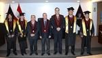 Primeros magísteres en Ciencia de la Computación formados en Perú se graduaron en la Universidad Católica San Pablo