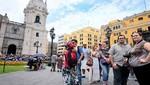 Turistas podrán desplazarse con normalidad el Día del Censo