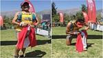 Fondista peruano deja al Perú en alto tras competir en el Endurance Challenge de Chile