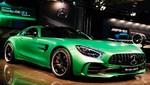 Mercedes-AMG GT R 'The Beast' que encenderá el Motorshow 2017