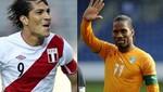 Costa de Marfil será el rival de la selección peruana el 29 de febrero