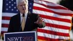 Newt Gingrich: 'Política energética de Obama es antiestadounidense'