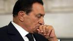 Egipto: Piden pena de muerte para Hosni Mubarak