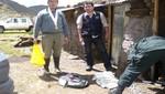 El Sernanp a través de la reserva paisajista Nor Yauyos Cochas inicia procesos de intervención a minería informal