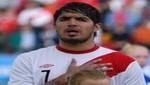 Juan Vargas lidera las votaciones del mejor jugador de la Copa América