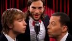 Afirman que Ashton Kutcher 'no es tan divertido' como Charlie Sheen