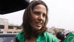 Rosario Ponce: Espero que cuerpo hallado sea el de Ciro