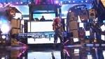 Actuación de Nicki Minaj y David Guetta en los AMA's 2011 (video)