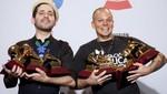 'Calle 13' dio concierto a beneficio en El Salvador