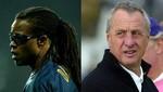 ¡Escándalo en Holanda! Cruyf habría discriminado a Davids por ser negro