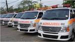Región Huánuco adquirió 25 modernas ambulancias para emergencias