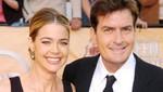 Charlie Sheen, de vacaciones familiares con Denise Richards