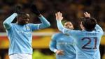 Premier League: Manchester City vence 3 a 0 al Stoke City