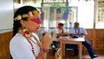 Intercambio en la Reserva Comunal Amarakaeri atrae con estrategia indígena de lucha contra el cambio climático