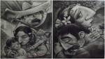 Pinturas sobre la Revolución Mexicana serán expuestas en galería de Miraflores